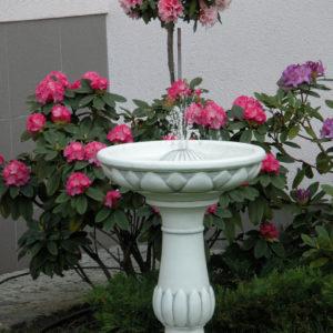 fontanna dekoracyjna ogrodowa