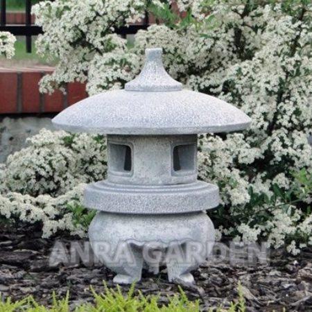 Lampa Pagoda okrągła 2 szt