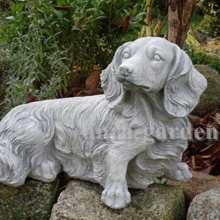 Figura psa -jamnik długowłosy