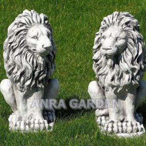 Komplet figur dekoracyjnych LWY L103055/56