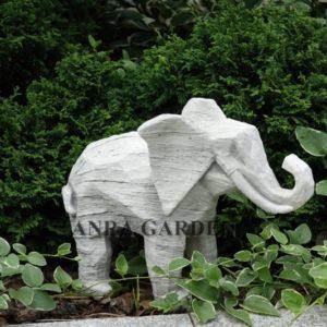 Figura dekoracyjna słoń 30 cm