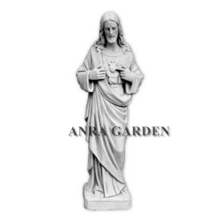 Figura sakralna Pana Jezusa wys 82 cm