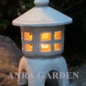 Pagoda , lampa ogrodowa , lampion mały