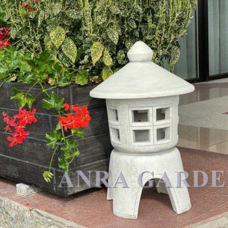Pagoda , lampa ogrodowa , lampion duży