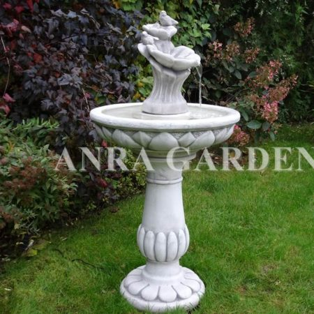 Fontanna ogrodowa - ptaszki 110 cm