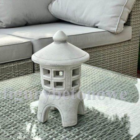 Pagoda , lampa ogrodowa , lampion średni